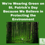 We're Wearing Green on St. Patrick's Day for a Cause