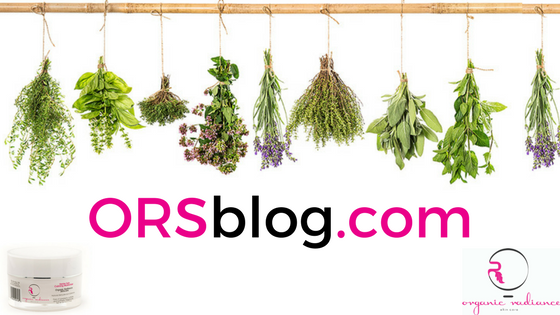 blog of organic radiance skincare orsblog.com